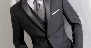 صور بدلة رجالي للعريس 2018، أحدث ستايل بدل كلاسيك، بدل سوداء 2018، بدلة العريس