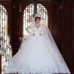 فساتين زفاف فخمة وأنيقة 2019 صور ميكس 1