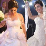 فساتين زفاف فخمة وأنيقة 2019 صور ميكس 41
