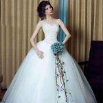 فساتين زفاف 2019 فساتين دخلة صور ميكس 10