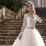 فساتين زفاف 2019 فساتين دخلة صور ميكس 13