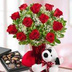 ورد أحمر وفوائد الورد الأحمر صور ميكس 38