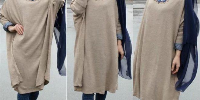 ملابس محجبات كاجوال 1