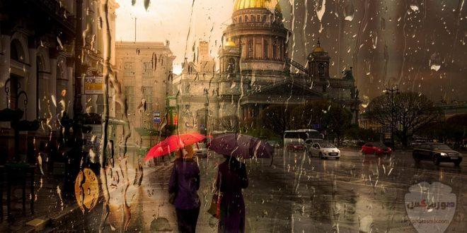 أجمل صور مطر 2020 HD أحلى خلفيات أمطار للفيس بوك والواتس آب 3