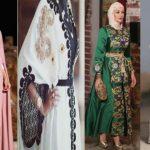 صور عبايات للنساء القصيرات القامة 2