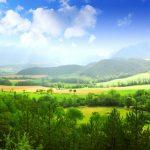 خلفيات طبيعية جميلة خليفات مياه وشلالات خلفيات خضراء 7