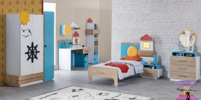 غرف نوم اطفال مودرن 6