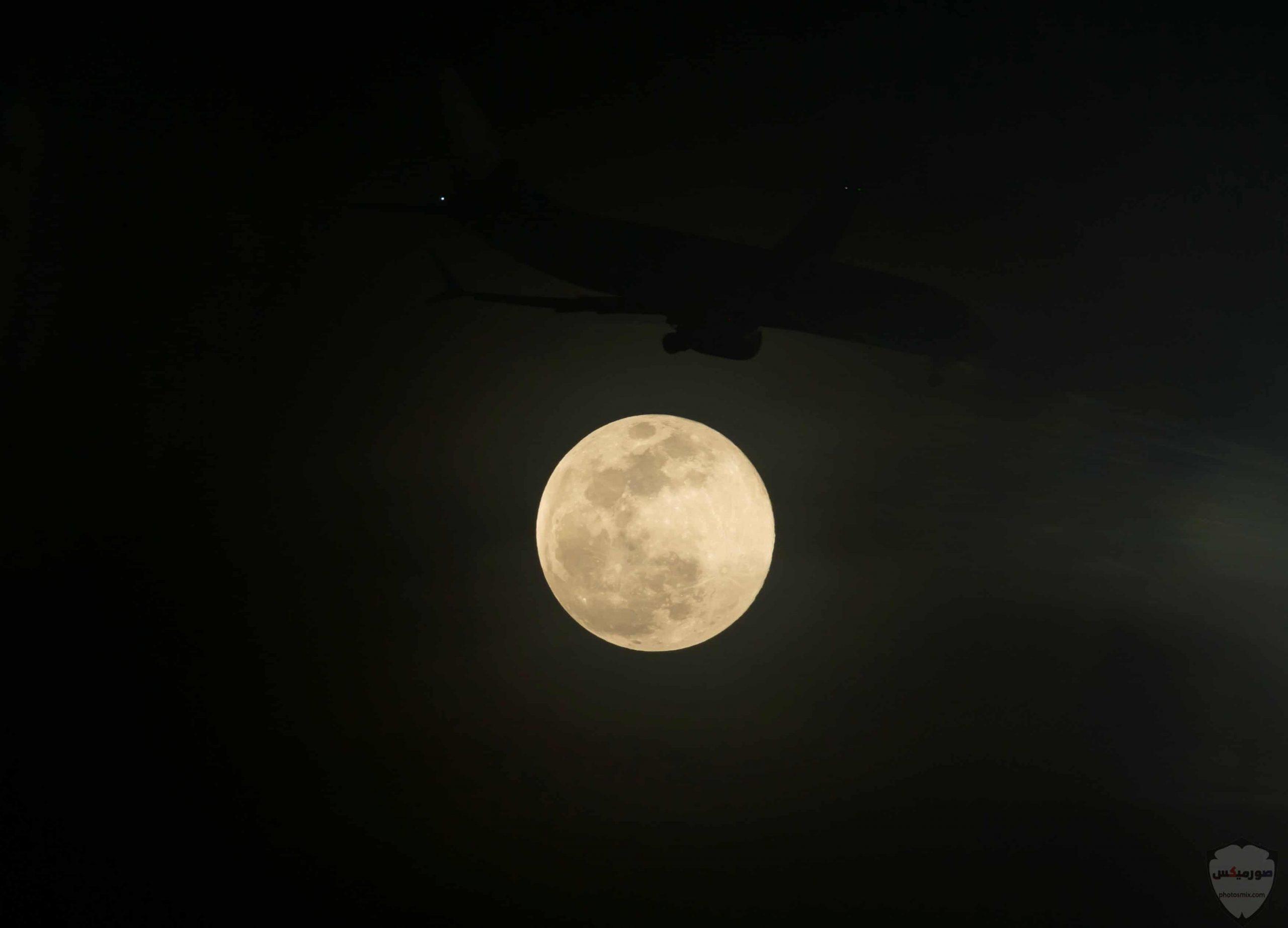 اجمل خلفيات و صور للقمر moon 2020 6