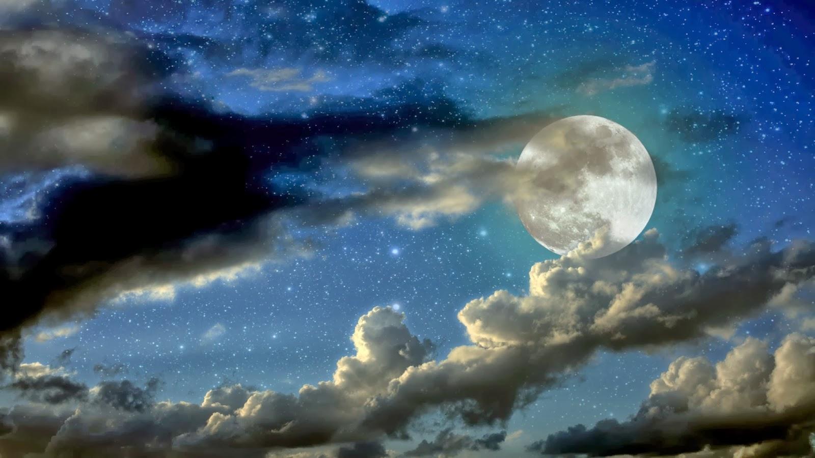 صور القمر 1