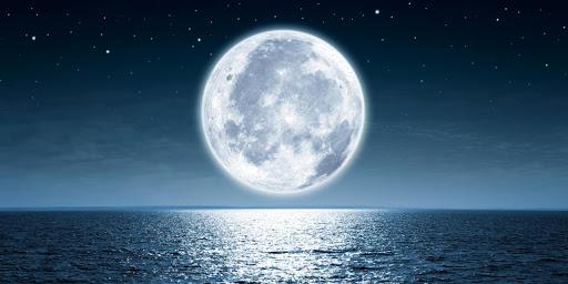أجمل صور القمر