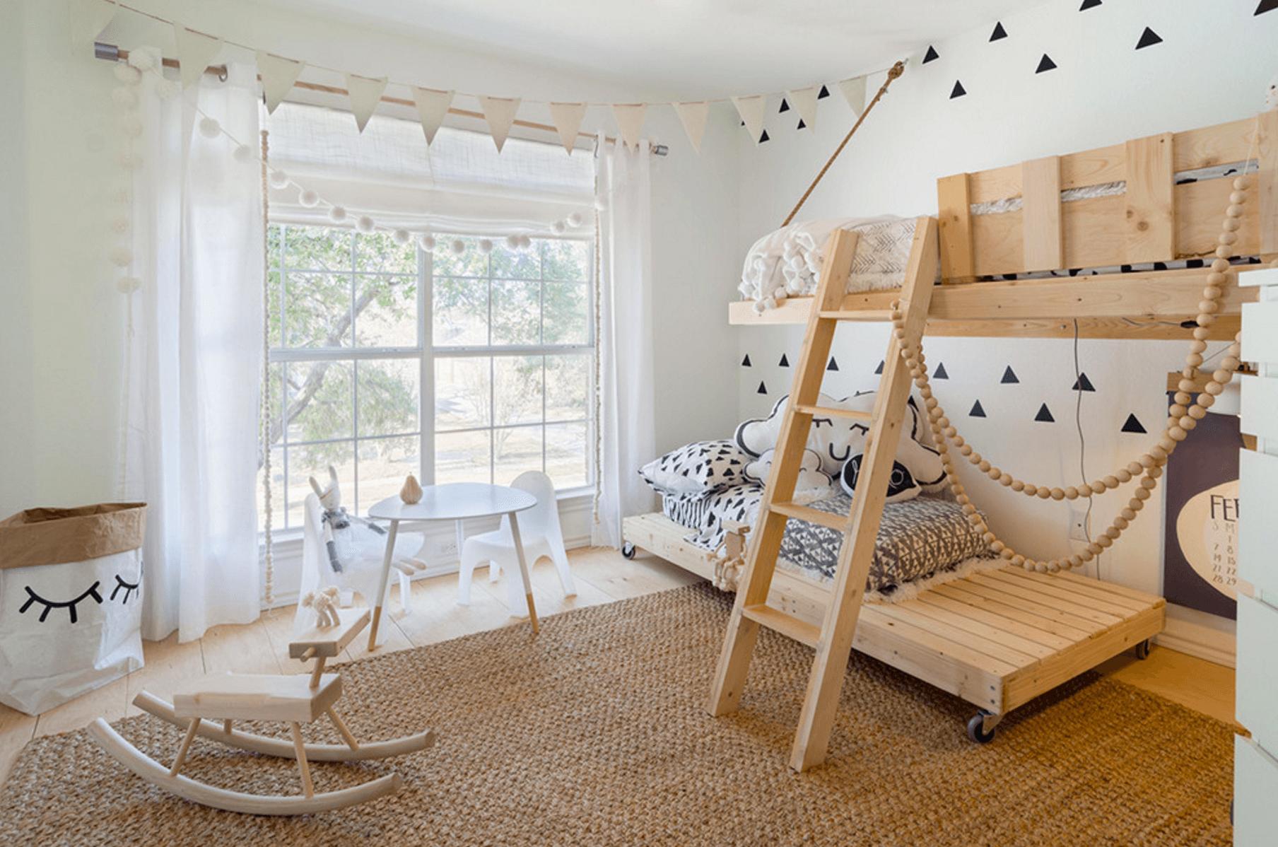 10 أجمل غرف الاطفال الحديثة