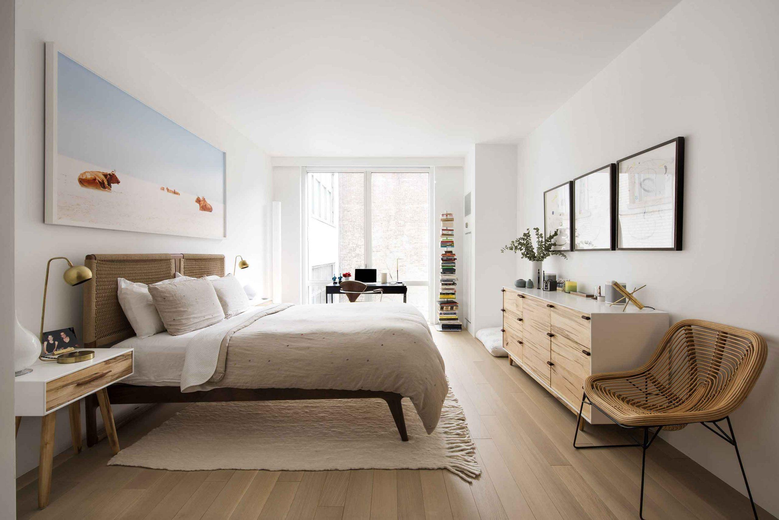 10 أجمل غرف النوم الحديثة