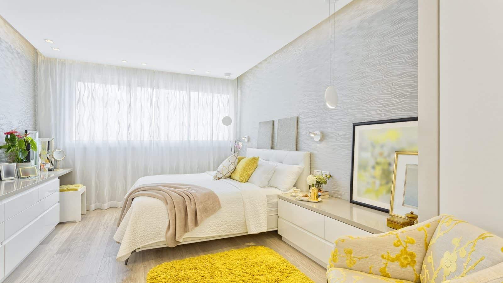14 غرف نوم جميلة حديثة