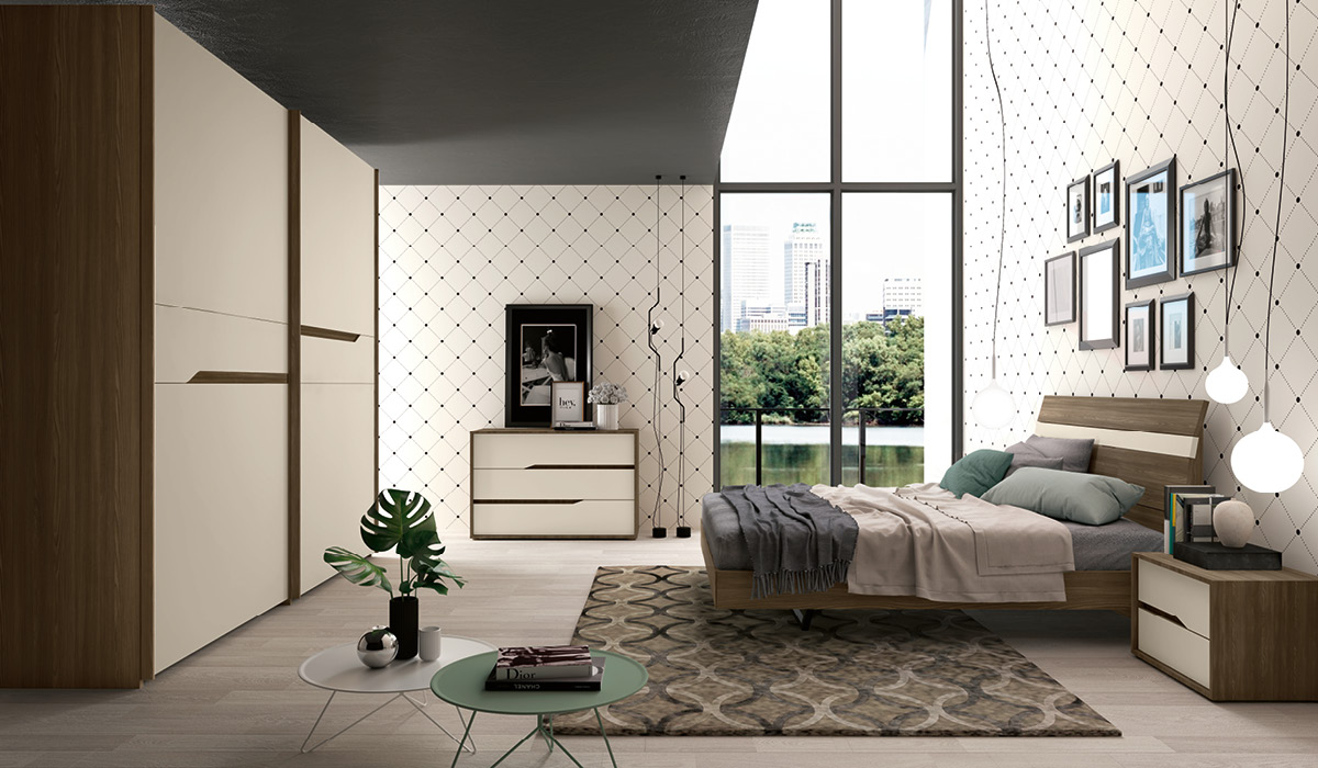 أجمل غرف النوم المودرن