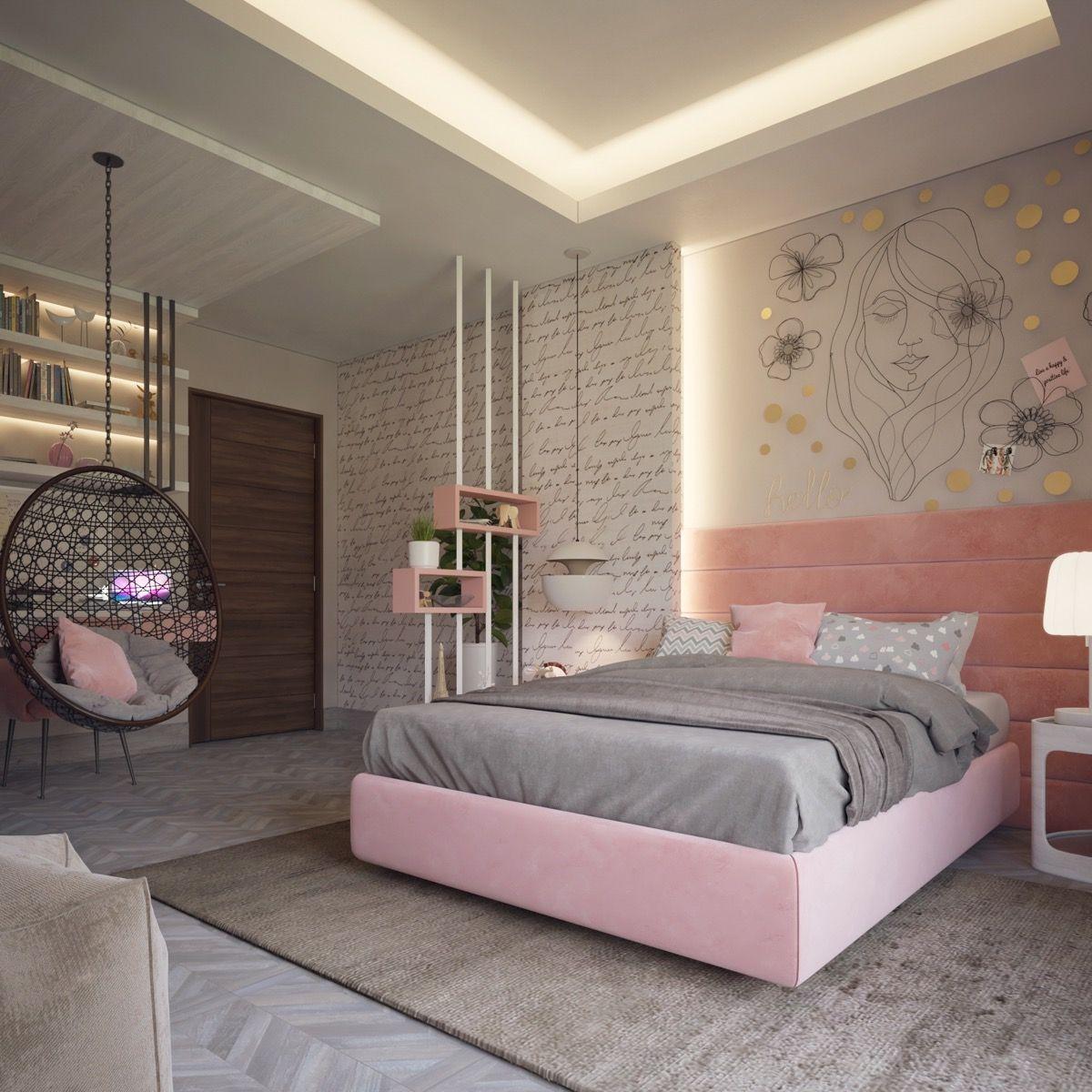 3 غرف نوم حديثة