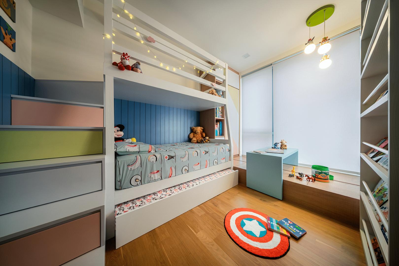 9 غرف اطفال مودرن فاخرة