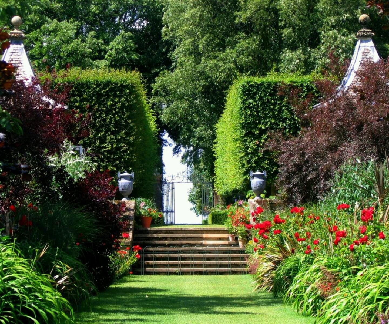 اجمل الحدائق بجودة عالية 2
