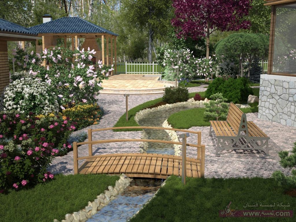 اجمل الحدائق بجودة عالية 21