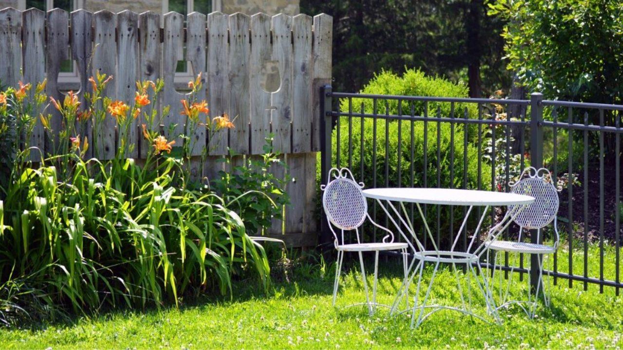 اجمل ديكورات الحدائق 26