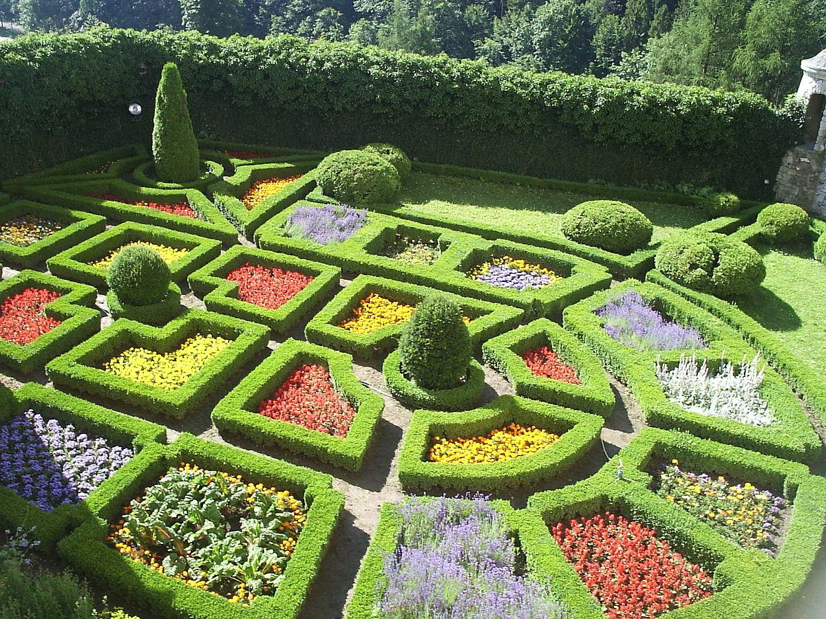اجمل ديكورات الحدائق 4