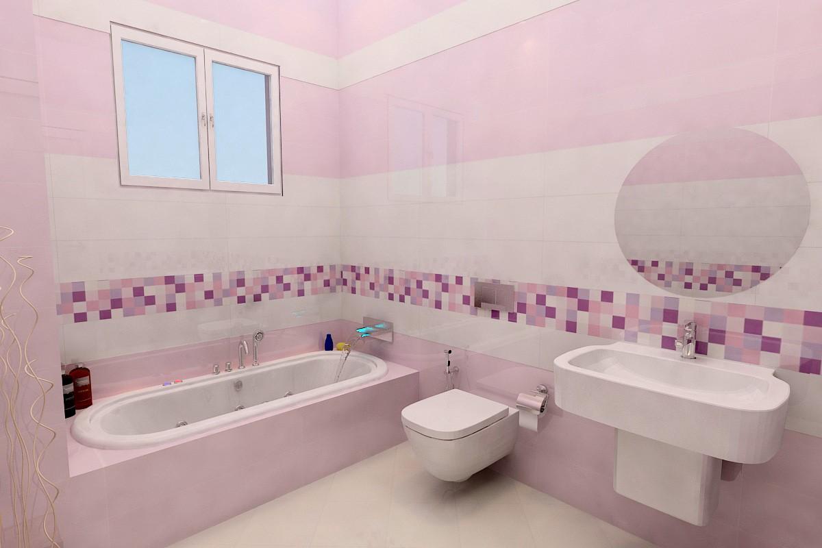 اجمل ديكورات الحمامات 3 3