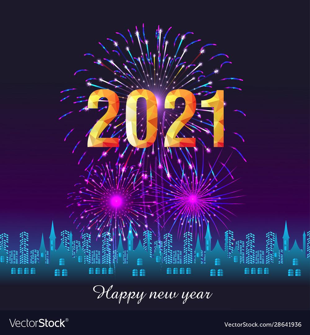 تهنئة لرأس السنة 2021 4