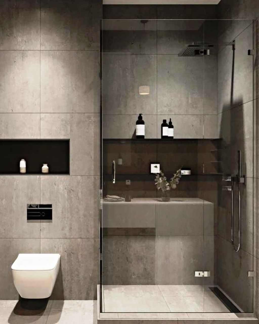 ديكورات حمامات فاخرة 1 2