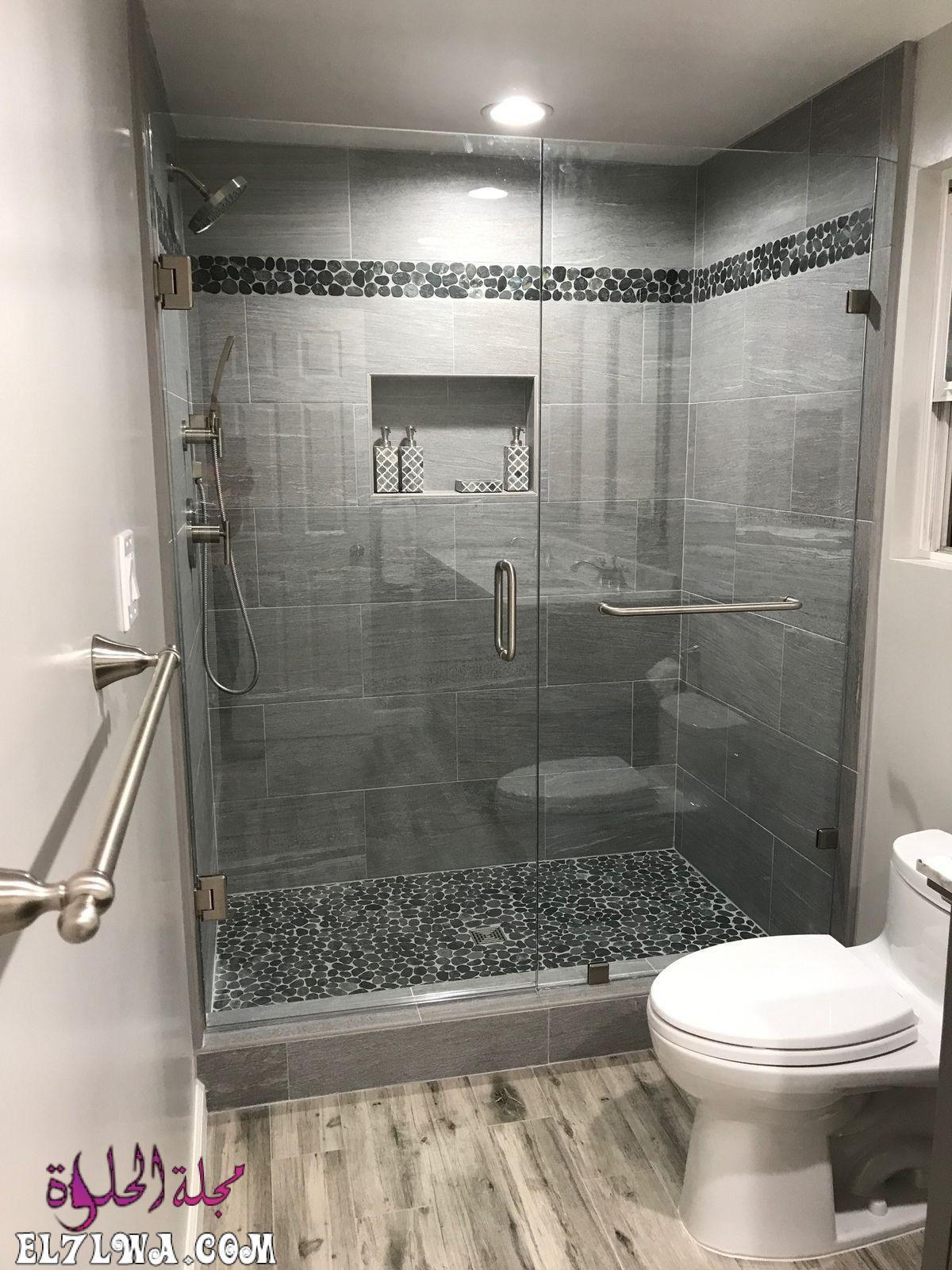 ديكورات حمامات مودرن 7 2