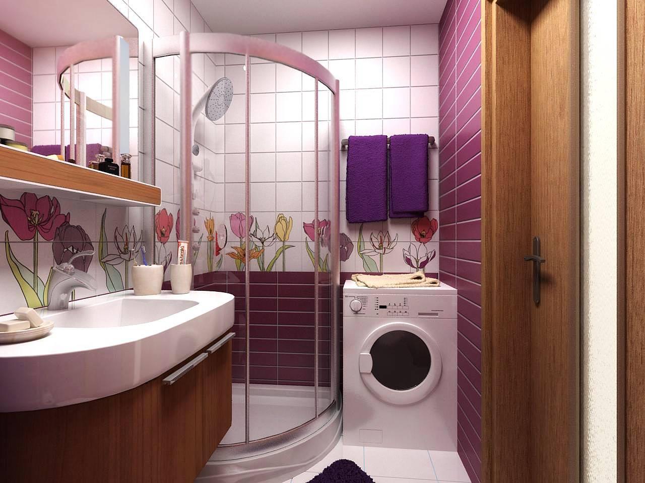 صور ديكورات حمامات جميلة 1 1