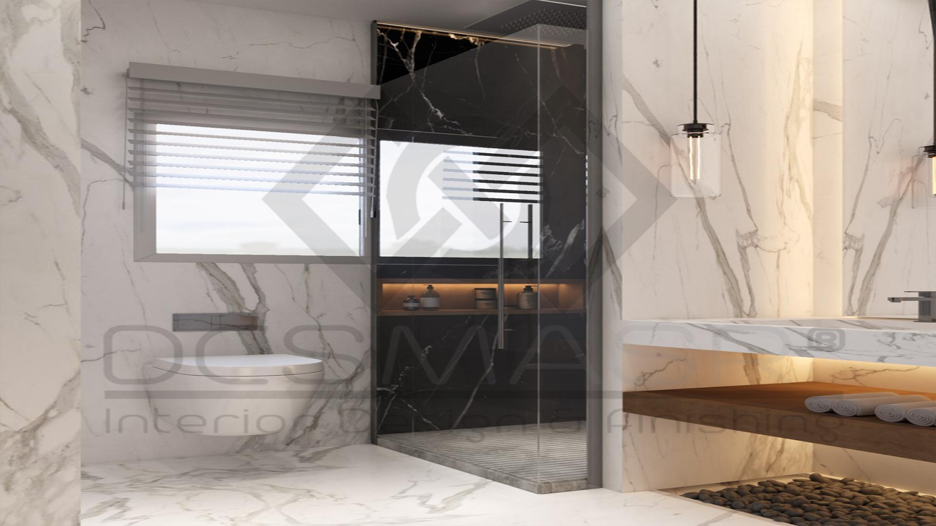 صور ديكورات حمامات جميلة 10 1
