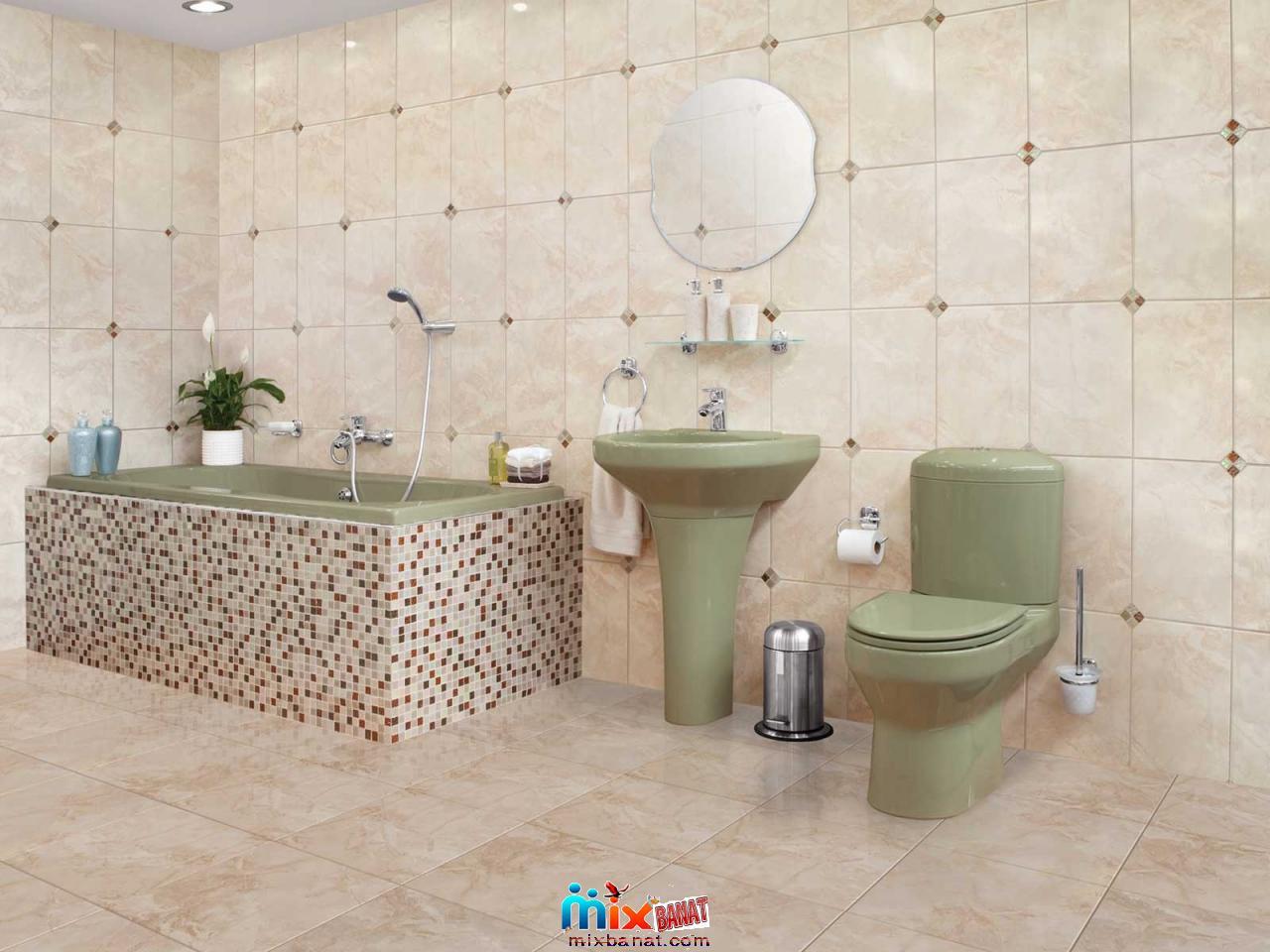 صور ديكورات حمامات جميلة 8 1