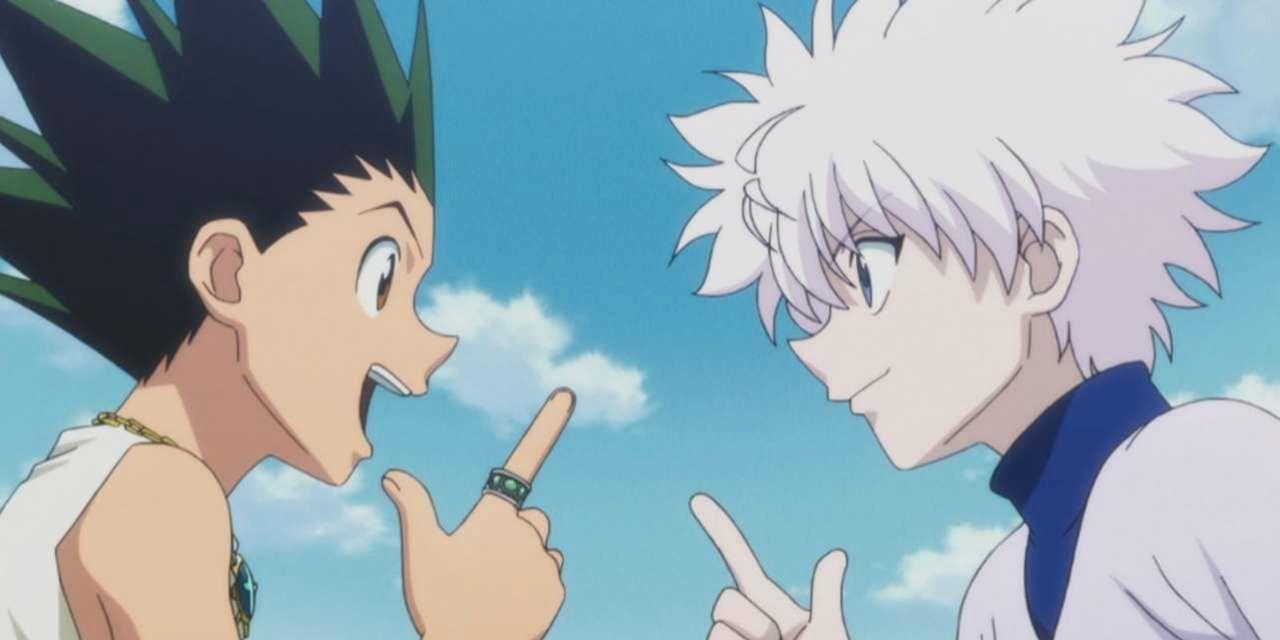 أجمل صور وخلفيات Anime Hunter 6