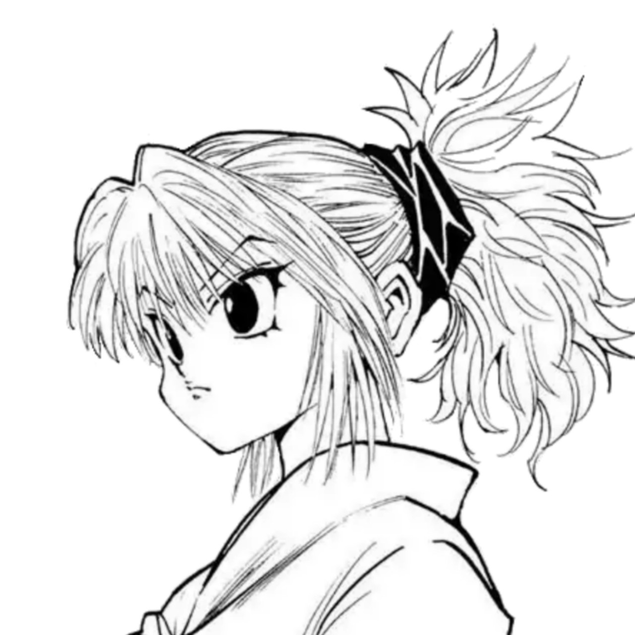 خلفيات وخلفيات Anime Hunter 7