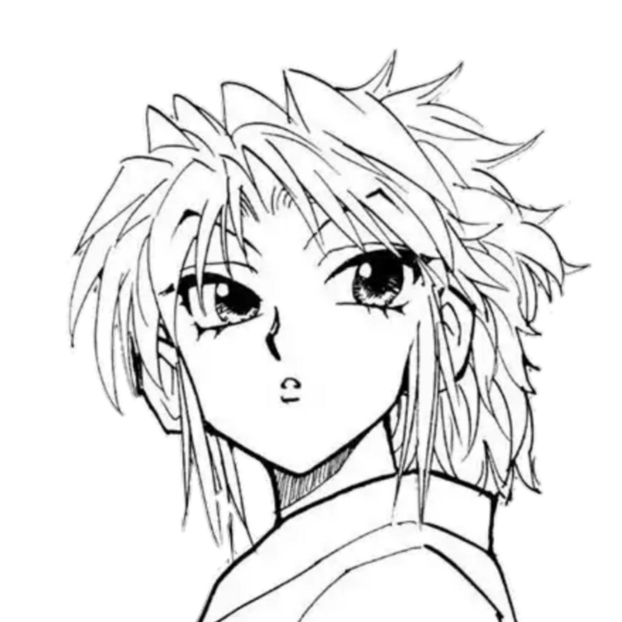 خلفيات وخلفيات Anime Hunter Design 2