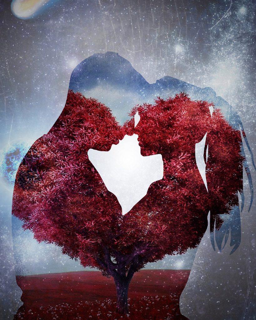 كلمات حب ورومانسية 3